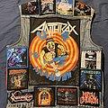 Anthrax - Battle Jacket - Battle jacket #1