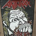 Anthrax - Patch - Anthrax - Fistful of Metal backpatch