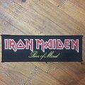 Iron Maiden - Patch - Maiden