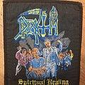 Death - Patch - Death - spiritual healing