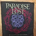 Paradise Lost - Patch - Paradise Lost