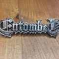 Entombed Logo Pin Pin / Badge