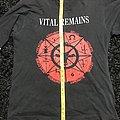 Vital Remains - TShirt or Longsleeve - Vital Remains - Let Us Pray