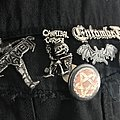 Autopsy - Pin / Badge - Vintage Pins
