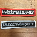 TShirtSlayer - Patch - Tshirtslayer