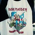 Iron Maiden brain damage in tejas Reprint original TShirt or Longsleeve