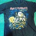 iron maiden  live after death 1985 shirt original