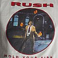 Rush - TShirt or Longsleeve - Rush hold your fire 1987