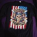 Guns N Roses 1990-91 tour sweatshirt
