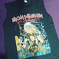 iron maiden live after death 80s shirt