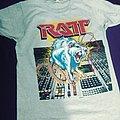 original ratt shirt ratt n' roll 1984 concert shirt