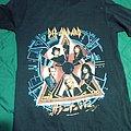 Def leppard hysteria 1988 tour