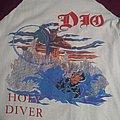 Dio 1983 tour shirt