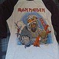 Iron Maiden - TShirt or Longsleeve - Iron Maiden california 85 tour