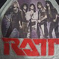 Ratt - TShirt or Longsleeve - Ratt  1985 invasion of your privacy tour shirt