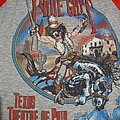 Mötley Crüe - TShirt or Longsleeve - Motley Crue taxas theatre of pain 1985 tour
