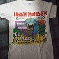 Iron Maiden - TShirt or Longsleeve - Iron maiden 2010