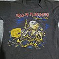 Iron Maiden - TShirt or Longsleeve - Iron maiden live after death 1985