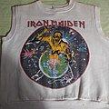 Iron Maiden - TShirt or Longsleeve - Iron maiden world piece tour. 1983