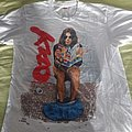 Ozzy Osbourne - TShirt or Longsleeve - Ozzy 1992 no more tours