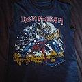 Iron maiden 1982 tour