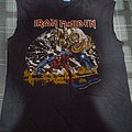 Iron Maiden - TShirt or Longsleeve - Iron maiden 1982. Number of the beast World tour shirt