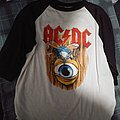 AC/DC - TShirt or Longsleeve - AC/DC. Fly on the wall 1985
