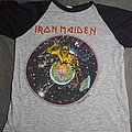 Iron maiden  World tour 83