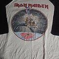 Iron Maiden - TShirt or Longsleeve - Iron maiden  World tour Beast on the road 82 83