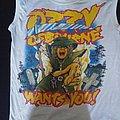 Ozzy Osbourne - TShirt or Longsleeve - Ozzy osbourne 1984  Bark at the moon tour