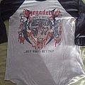 Megadeth - TShirt or Longsleeve - Megadeth 1985 dave mustaine tour