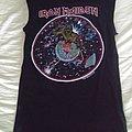 Iron Maiden - TShirt or Longsleeve - Iron Maiden  World Piece Tour 1983