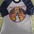 Iron Maiden - TShirt or Longsleeve - Iron Maiden 1982 japan