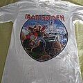 Iron Maiden - TShirt or Longsleeve - Iron maiden 1986 phantom of the opera