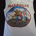 Iron maiden world piece tour 83