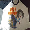 Ozzy Osbourne - TShirt or Longsleeve - Ozzy 1982 uk tour