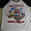 Iron Maiden - TShirt or Longsleeve - Iron maiden 1983.[Reprint]