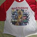 Iron Maiden - TShirt or Longsleeve - Iron maiden 1981 killer tour