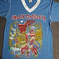 Iron Maiden - TShirt or Longsleeve - Iron maiden 1986 Somewhere in time