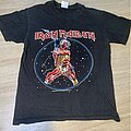Iron Maiden - TShirt or Longsleeve - iron maiden somewhere in time 1986