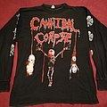 Cannibal Corpse - TShirt or Longsleeve - Cannibal Corpse - Butchered At Birth Longsleeve Shirt
