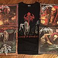 Satan - Tape / Vinyl / CD / Recording etc - Satan Discography