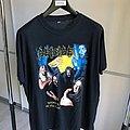 Vintage 1997 Deicide Serpents of the Light Shirt