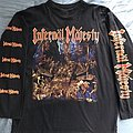 Infernal Majesty 1999 Unholier than thou longsleeve