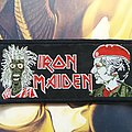 Iron Maiden - Patch - Iron Maiden - Women in Uniform Patch