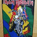 Iron Maiden - Maiden England Backpatch