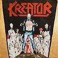 Kreator - Terrible Certainty Backpatch