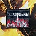 Blasphème Vintage Patch