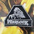 Warlock - Vintage Patch