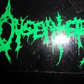 Other Collectable - Green Dysentery Logo Sticker